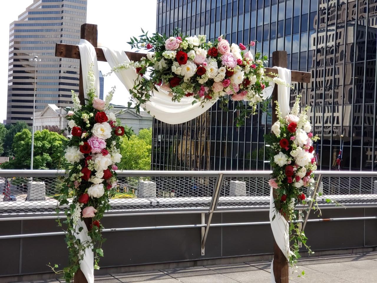 wedding event decor rental in columbus ohio