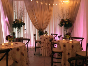 event decor and uplighting in columbus ohio at advantage events