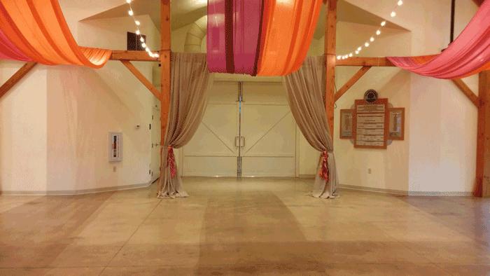 wedding decor in upper arlington ohio with advantage events