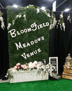 plant wedding decor in columbus ohio at advantage events